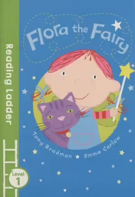 Bradman, Tony / Flora the Fairy (Large Paperback)