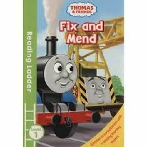 Thomas and Friends: Fix and Mend (Large Paperback)