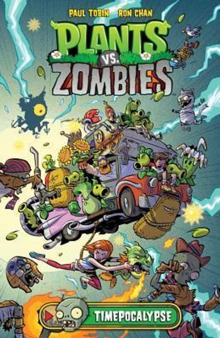 Tobin, Paul / Plants Vs. Zombies Volume 2: Timepocalypse (Large Paperback)
