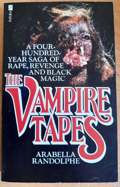 Randolphe, Arabella - The Vampire Tapes - Vintage Horror - 19784