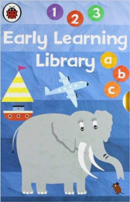 Early Learning Library (7 Book Box Set)