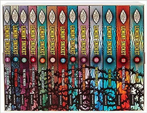 A Series of Unfortunate Events (13 Book Box Set)