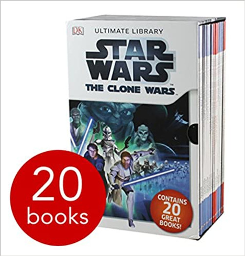 Star Wars Readers Ultimate Library Collection (20 Book Box Set)