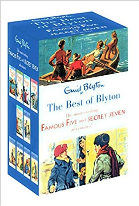 Best of Blyton (Brand New) (10 Book Box Set)