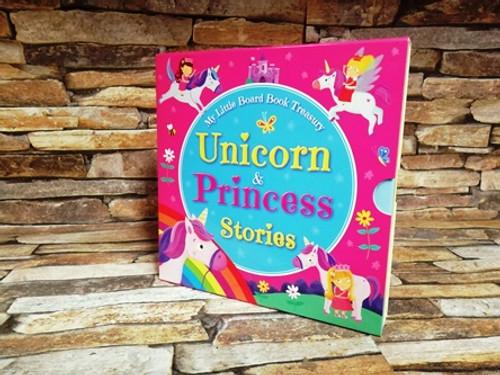 Unicorn and Princess Stories (4 Book Box Set)