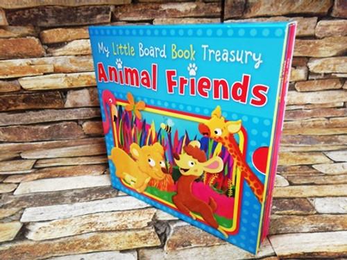 My Little Board Book Treasury: Animal Friends (4 Book Box Set)