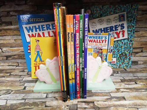 Where's ? (16 Book Collection)