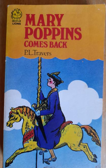 Travers, P.L - Mary Poppins Comes Back - PB - 1978 ( Originally 1935 )
