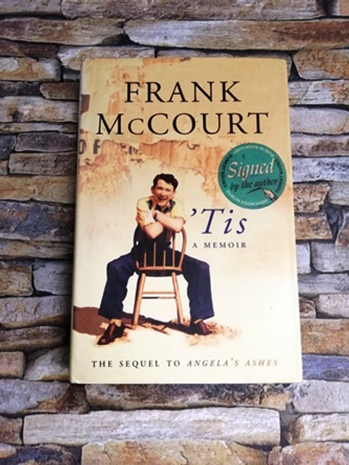 Frank McCourt / 'Tis a Memoir(Signed by the Author)