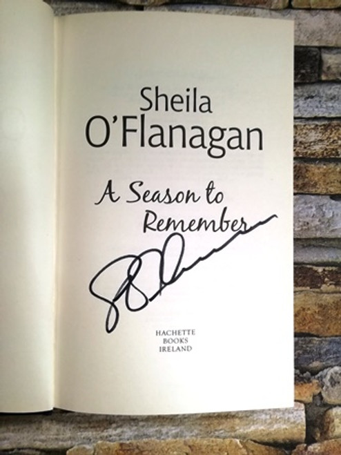 Sheila O'Flanagan / A Season to Remember (Signed by the Author)