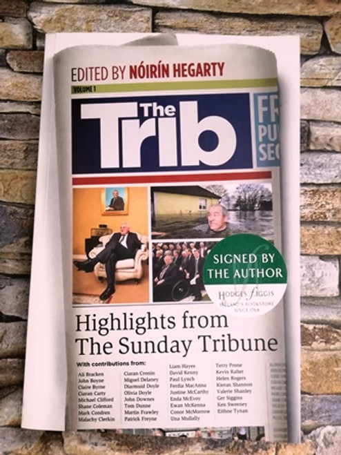 David Kenny / The Trib (Signed by the Author)
