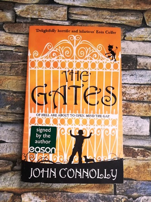 John Connolly / The Gates (Signed by the Author)
