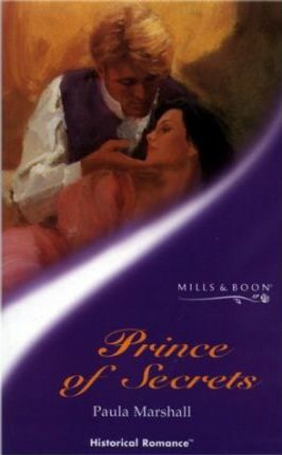Mills & Boon / Historical / Prince of Secrets