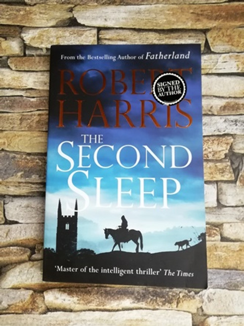 Robert Harris / The Second Sleep (Signed by the Author)