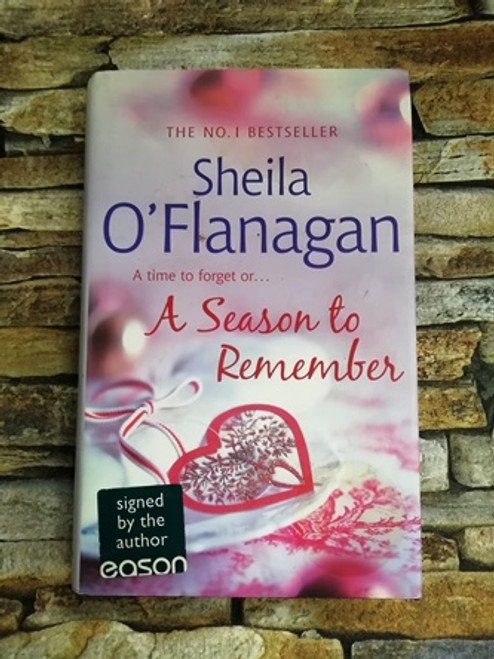 Sheila O'Flanagan / A Season to Remember (1) (Signed by the Author)