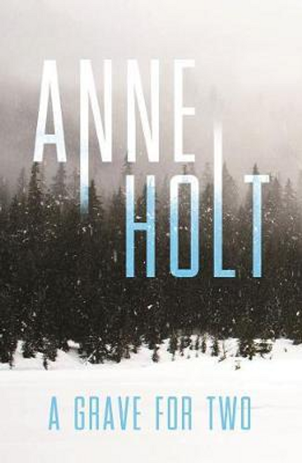 Holt, Anne / A Grave for Two (Large Paperback)