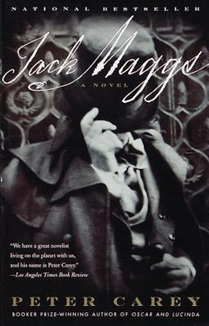 Carey, Peter / Jack Maggs (Large Paperback)