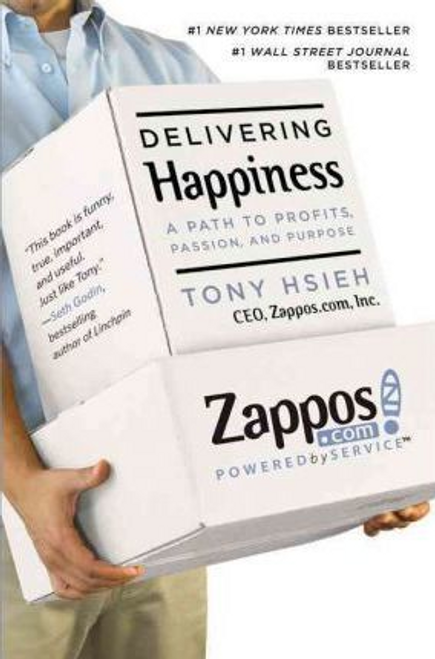 Hsieh, Tony / Delivering Happiness (Large Paperback)
