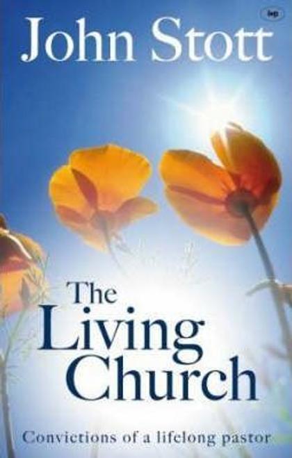 Stott, John / The Living Church (Large Paperback)