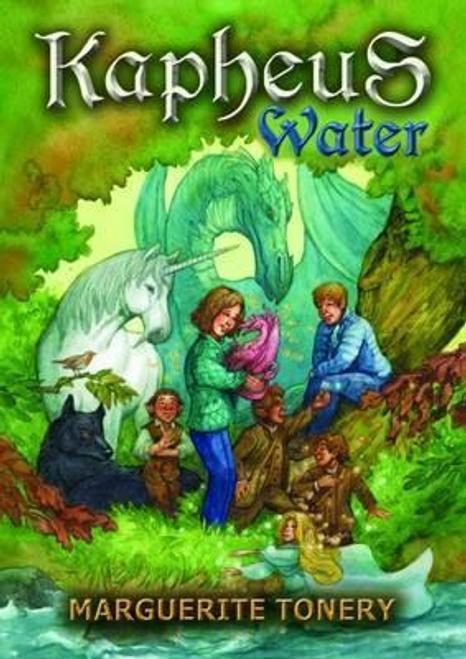Tonery, Marguerite / Kapheus: No. 3 : Water (Large Paperback)