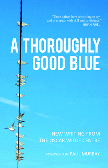Hively, Zach / A Thoroughly Good Blue (Large Paperback)