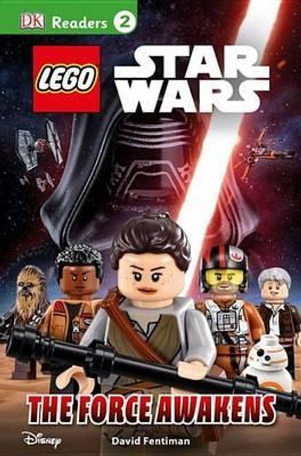 LEGO Star Wars: The Force Awakens (Large Paperback)