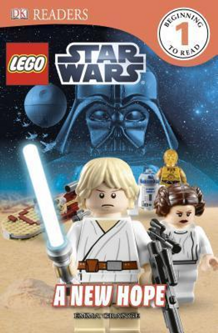 LEGO Star Wars: A New Hope (Large Paperback)