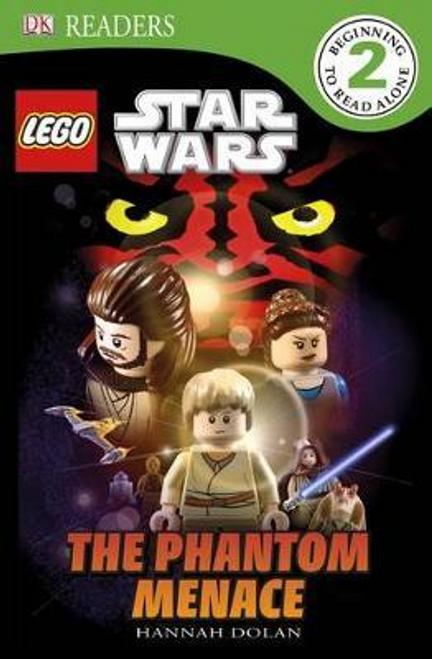 LEGO Star Wars: The Phantom Menace (Large Paperback)