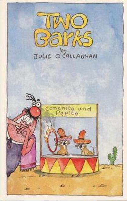 OCallaghan, Julie / Two Barks (Large Paperback)