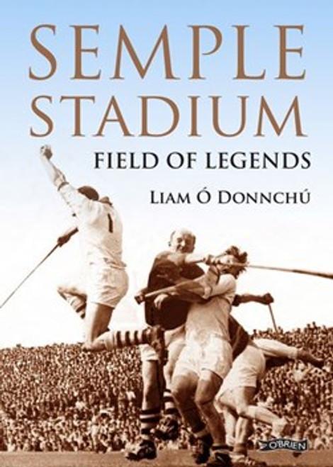 O'Donnchu, Liam - Semple Stadium - HB - BRAND NEW - 2021 - GAA