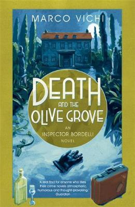 Vichi, Marco / Death and the Olive Grove : Book Two