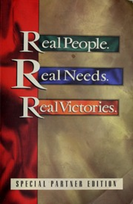Copeland, Kenneth / Real People, Real Needs, Real Victories