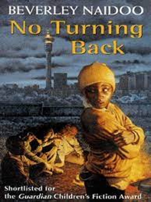 Naidoo, Beverley / No Turning Back