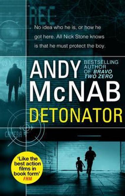 McNab, Andy / Detonator