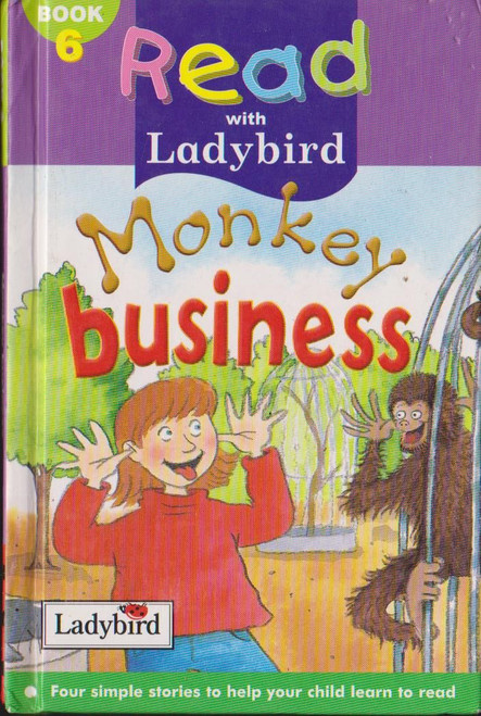Ladybird / Read with Ladybird: Monkey Business
