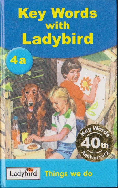 Ladybird / Keywords with Ladybird: Things We Do