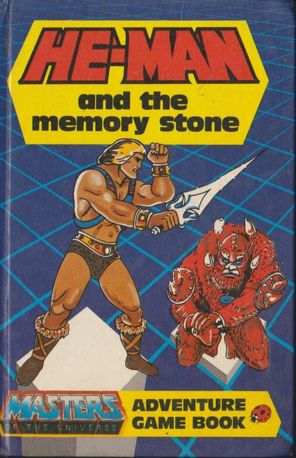 Ladybird / He-Man and the Memory Stone