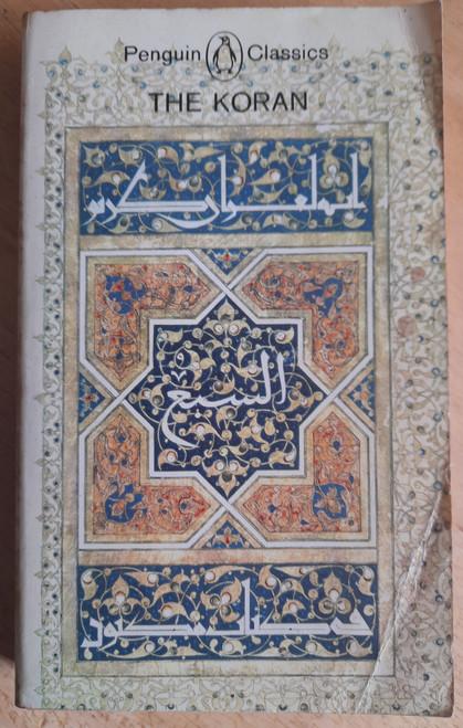 The Koran ( Qur'an ) Translation from Arabic by N.J Dawood -  PB  القرآن - Penguin Classics 
