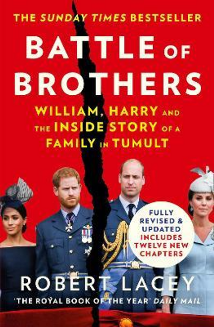 Lacey, Robert / Battle of Brothers (Large Paperback)