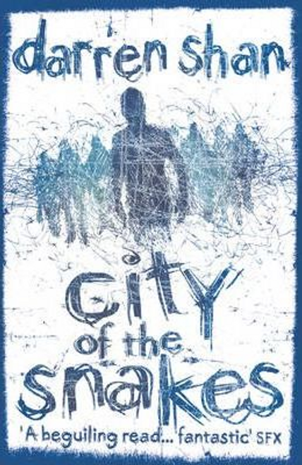 Shan, Darren / City of the Snakes (Large Paperback)