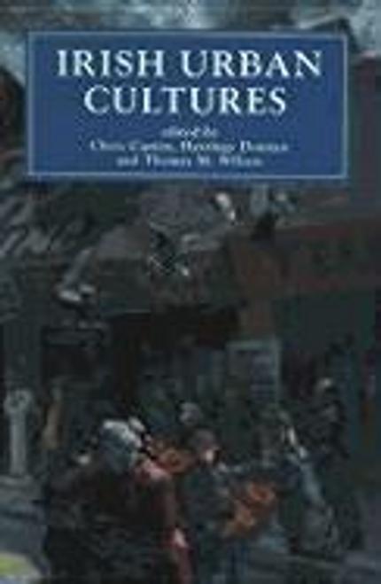 Curtin, Chris / Irish Urban Cultures (Large Paperback)