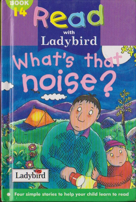 Ladybird / Read with Ladybird / Whats that Noise?