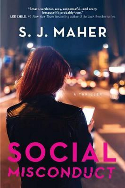 Maher, S. J. / Social Misconduct (Large Paperback)