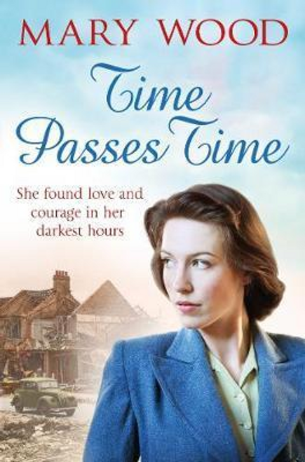 Wood, Mary / Time Passes Time (Large Paperback)