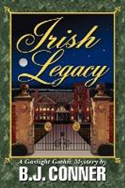 Conner, B. J. / Irish Legacy (Large Paperback)