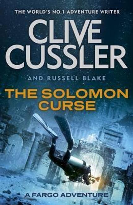 Cussler, Clive / The Solomon Curse (Large Paperback)