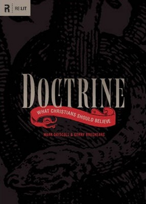 Driscoll, Mark / Doctrine (Large Paperback)