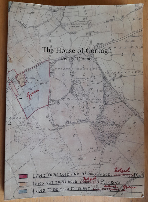 Devine, Joe - The House of Corkagh - PB - Clondalkin - 2003