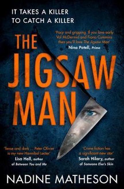 Matheson, Nadine / The Jigsaw Man (Large Paperback)