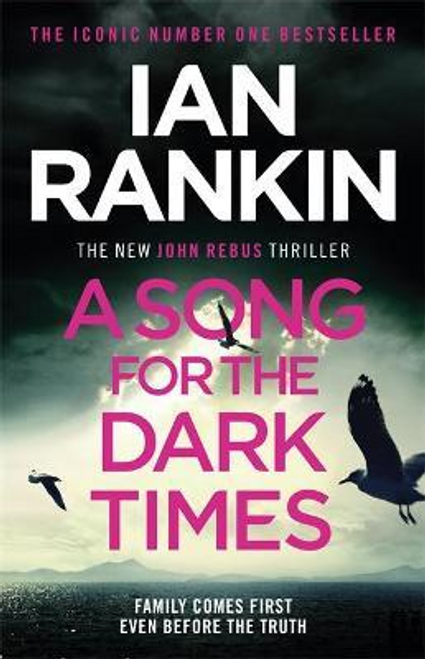 Rankin, Ian / A Song for the Dark Times (Large Paperback)